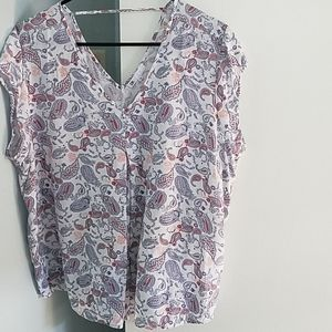 👗3/$12 Dr2 casual blouse